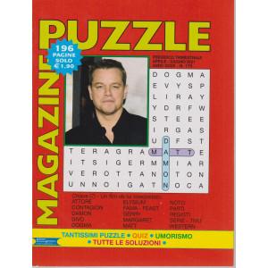 Puzzle Magazine - n. 175 - trimestrale - aprile - giugno 2021 - 196 pagine