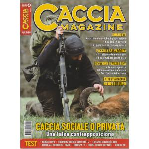 Caccia Magazine - n. 4 - mensile - aprile 2021