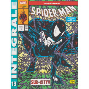 Marvel Integrale - Spider-man - n. 24 - Sub - city!! - mensile - 24 dicembre 2020