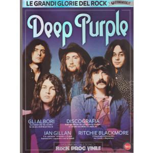 Classic Rock -Deep Purple- n. 8 - bimestrale - settembre - ottobre  2021
