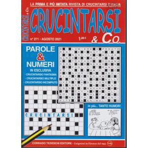 Crucintarsi & Co. - n. 271 - mensile - agosto 2021