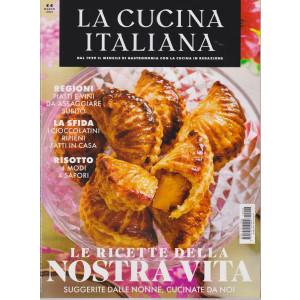 La cucina italiana - n. 3 - marzo 2021 - mensile