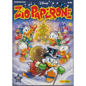 Zio Paperone - n. 34  - 15 dicembre  2020 - mensile