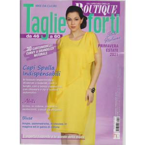 Gli Speciali della La mia boutique - Taglie forti stile italiano - da 46 a 60 - n. 35 - trimestrale - febbraio 2021