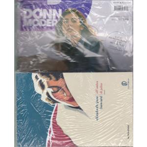 Donna Moderna + Il libro  di Elizabeth Jane Howard - All'ombra di Julius-      n. 37 - 26/8/2021 - settimanale - rivista + libro -
