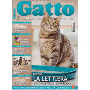 Gatto magazine - n. 138 - mensile -aprile - maggio 2021