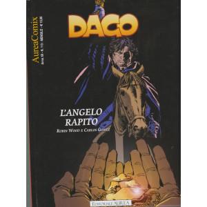 Aureacomix - N° 113- L'angelo rapito- Dago Editoriale Aurea - mensile - 11 gennaio 2021 - copertina rigida