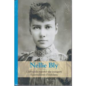 Grandi donne - n. 22 -Nellie Bly- settimanale - 12/2/2021 - copertina rigida