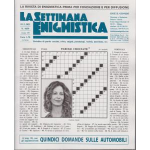 La Settimana Enigmistica - n. 4639 - 18/2/2021 - settimanale