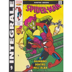 Spider man integrale - n. 33 -Il bambino dentro. nell'alba -  mensile - 30 settembre 2021