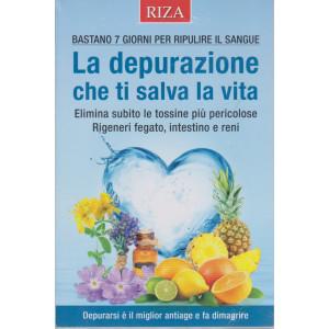 Curarsi mangiando - La depurazione che ti salva la vita - n. 151 - fmarzo  2021