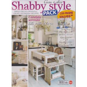 Shabby Style pack - n. 2 - bimestrale - ottobre - novembre 2021 - 230 pagine - 2 riviste