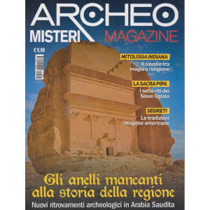 Archeo Misteri Magazine - n. 66 - 17/3/2021