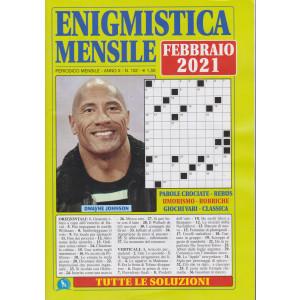 Enigmistica  Mensile - n. 102 - mensile - febbraio 2021