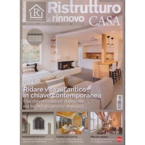 Ristrutturo e rinnovo casa - n. 56 - bimestrale - 16/10/2021