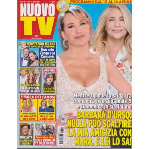 Nuovo Tv - n. 14  - 12 Aprile   2021 - settimanale