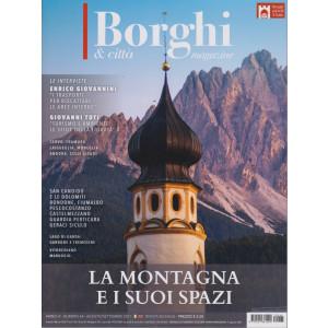 I Borghi & città Magazine - n. 64 - agosto - settembre  2021