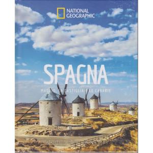National Geographic - Spagna - Madrid, La Castiglia e le Canarie-  n. 38 - 21/5/2021 - settimanale - copertina rigida