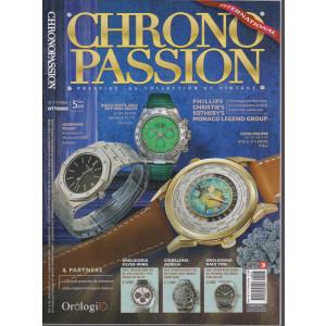 Chrono Passion - n. 5  - bimestrale - settembre - ottobre  2021