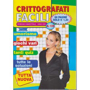 Crittografati Facili - n. 109 - bimestrale -  - 68 pagine