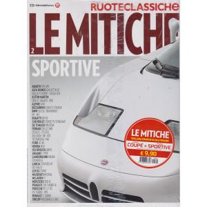 Ruoteclassiche - Le Mitiche sportive + Le mitiche soupè- n.105- marzo 2019