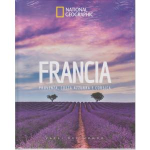 National Geographic - Francia - Provenza, Costa Azzurra e Corsica- n. 29 - 19/3/2021 - settimanale - copertina rigida