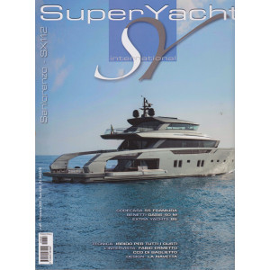 Superyacht International - n. 69 -primavera 2021 - trimestrale