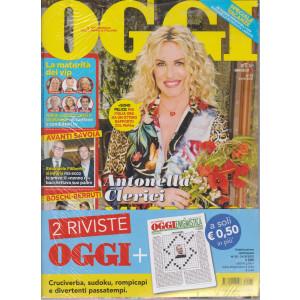 Oggi + Oggi enigmistica - n.25 - 24/6/2021 - settimanale - 2 riviste