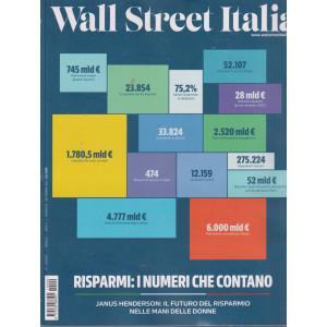Wall Street Italia - n. 9 -settembre 2021  - mensile