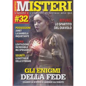 Misteri - n. 32 - bimestrale - 26/3/2021