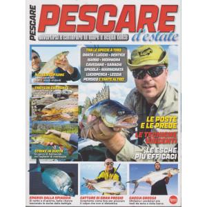 Pesci & Pesca Dolce Speciale  - Pescare  d'estate - n. 15 - bimestrale - agosto - settembre 2021