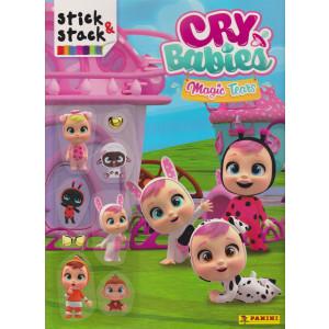 Cry Babies - Stick & stack   - n. 8 - bimestrale - 28 aprile 2021
