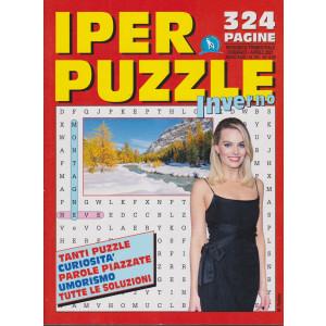 Iper Puzzle Inverno - n. 76 - trimestrale - febbraio - aprile 2021 - 324 pagine