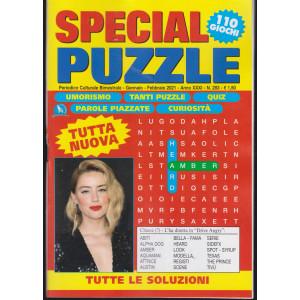 Special Puzzle - n. 283 - bimestrale - Gennaio/Febbraio 2021 - 110 giochi