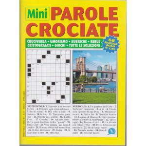 Mini Parole Crociate - n. 51 - bimestrale - marzo - aprile  2021 - 68 pagine