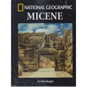 National Geographic -Micene - n. 19  -Archeologia -  settimanale -4/6/2021 - copertina rigida