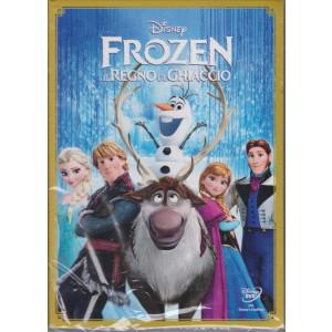 I Dvd di  Sorrisi Collection 3-  n. 6  - Frozen - Il regno di ghiaccio  - settimanale - 11/5/2021