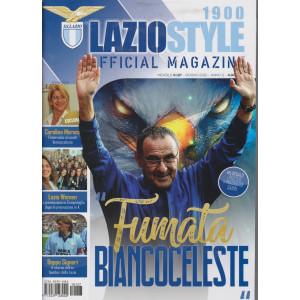 Lazio Style 1900 - Official magazine - n. 127 - mensile - giugno  2021
