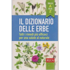 Alimentazione naturale -Il dizionario delle erbe   - n. 67 -maggio   2021