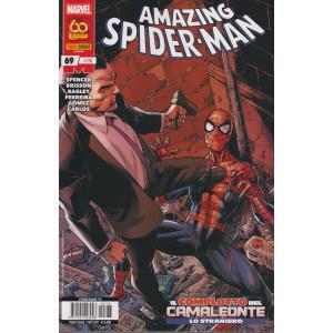Amazing Spider-Man - n. 778 - Il complotto del camaleonte lo straniero-  quindicinale - 9 settembre 2021