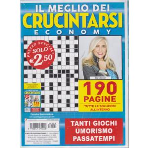 Il meglio dei crucintarsi economy - n. 1 - quadrimestrale - aprile/maggio/giugno/luglio 2021 - 190 pagine