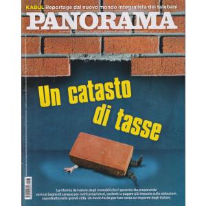 Panorama -  n. 39- settimanale -22 settembre 2021