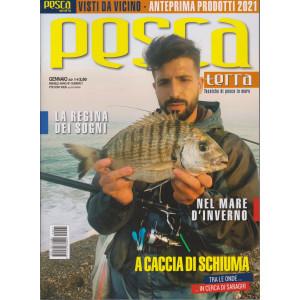 Pesca da terra - n. 1  - gennaio 2021- mensile