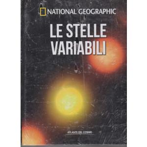 National Geographic   -Le stelle variabili -  n. 34  - settimanale- 4/6/2021 - copertina rigida