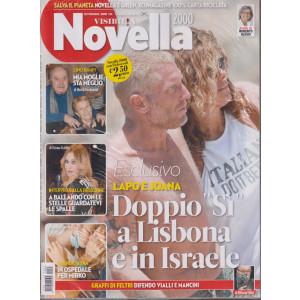 Novella 2000  - + Visto - n. 43 - settimanale -14 ottobre - 2 riviste