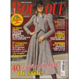 La mia boutique stile italiano - n. 2  - gennaio - febbraio 2021 - mensile -