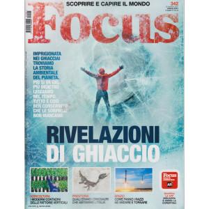 Focus - n. 342 - aprile  2021 - mensile