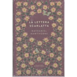 Storie senza tempo -La lettera scarlatta - Nathaniel Hawthorne- n. 13 - settimanale -7/5/2021 - copertina rigida