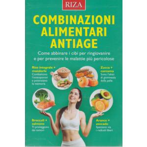 Dimagrire -Combinazioni alimentari antiage - n. 226 - febbraio 2021