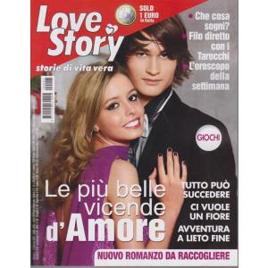 Love Story - n. 1 -12 gennaio 2021- settimanale